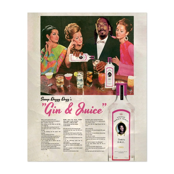 Gin & Juice by Ads Libitum