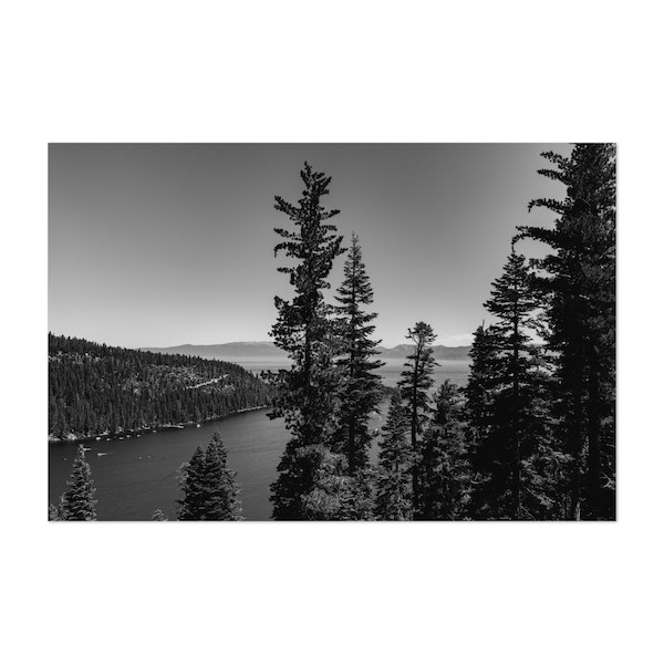 Lake Tahoe VII by Bethany Young