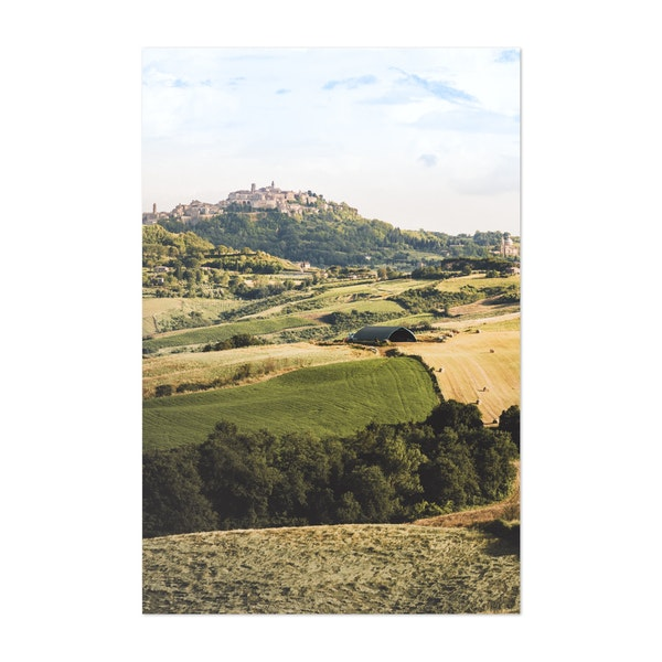 Montepulciano View by Alex Marchi