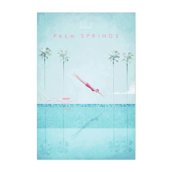 Palm Springs by Henry Rivers