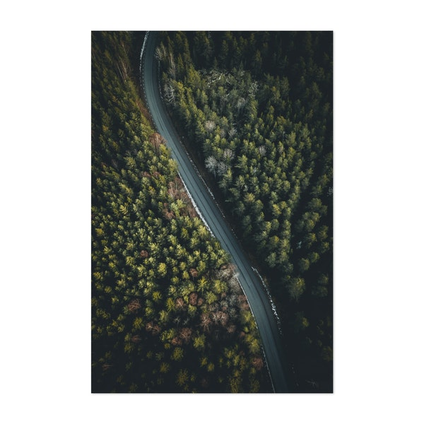 Road From Above by Alexander Neimert