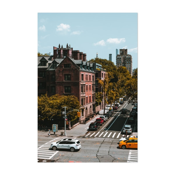 Streets of NYC by Brandon Farrell