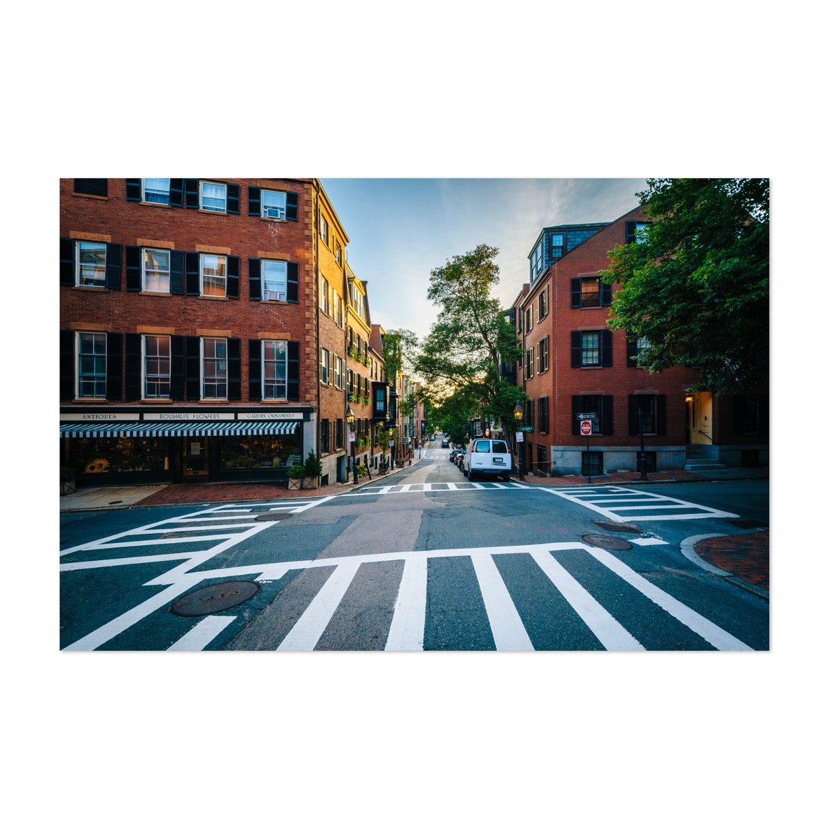 Beacon Hill Intersection