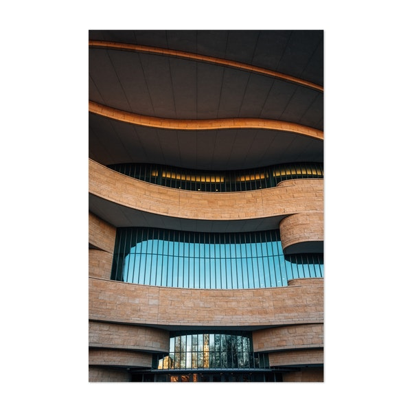 Museum of the American Indian by Jon Bilous