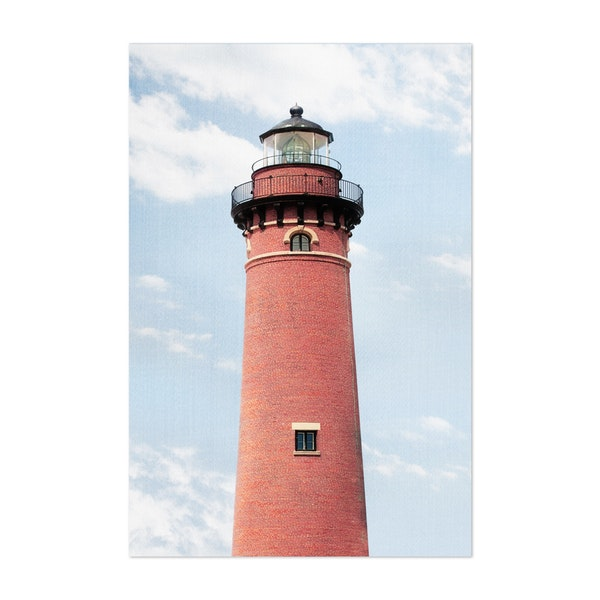 Red Lighthouse by Gal Design