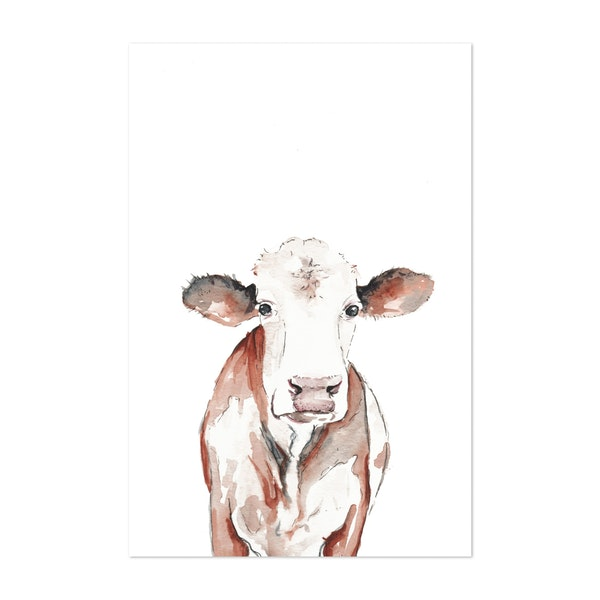 Cow by The Cranberry Finch