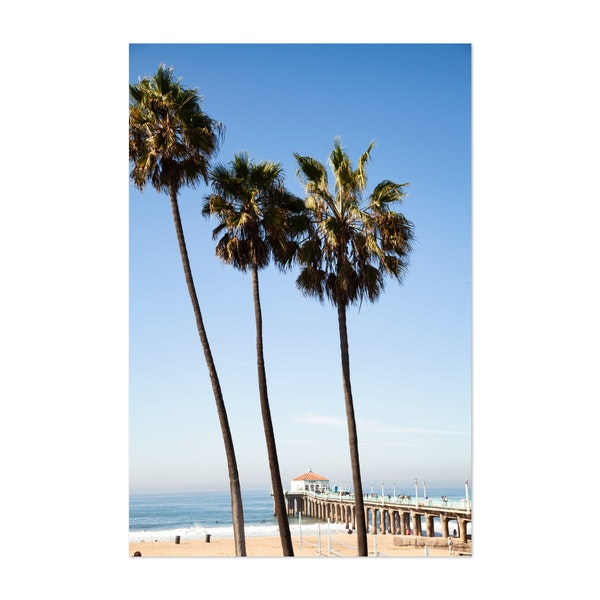 The Palms at Huntington by Christiana Lois