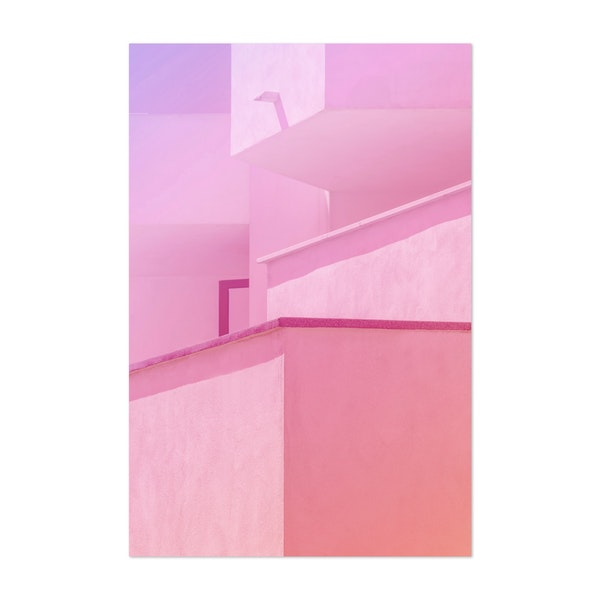 Abstract Geometric Architecture by Beli