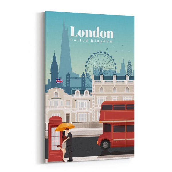 Travel to London by Studio 324