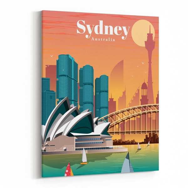 Travel to Sydney by Studio 324