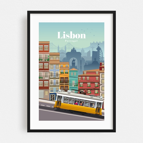 Travel to Lisbon by Studio 324