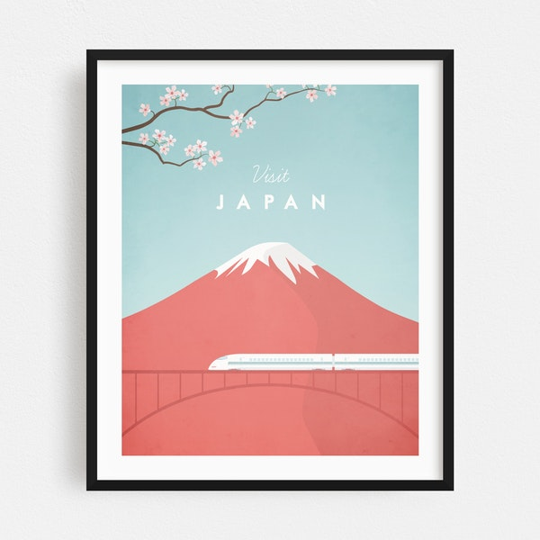 Japan by Henry Rivers