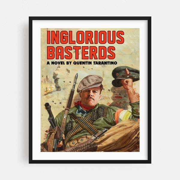Inglourious Basterds by Ads Libitum
