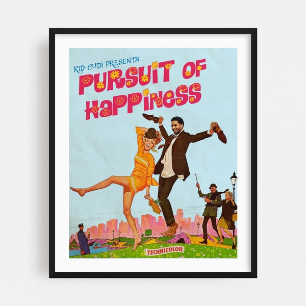 Pursuit Of Happiness by Ads Libitum