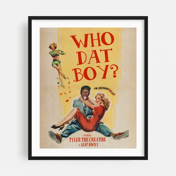 Who Dat Boy by Ads Libitum