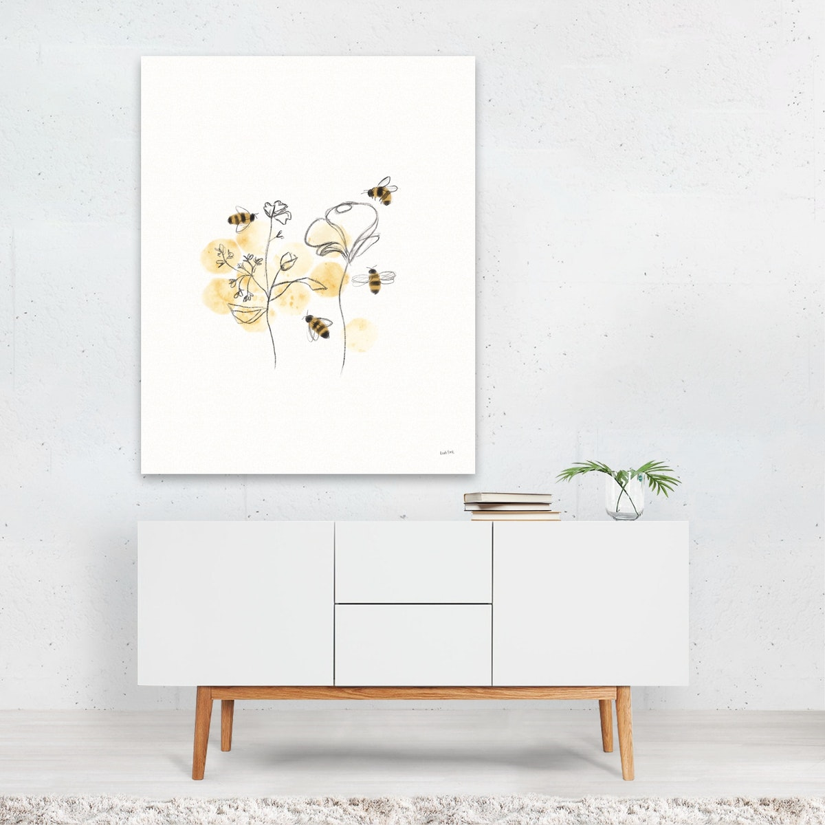 Bees and Botanicals III