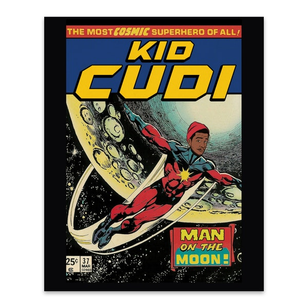 Kid Cudi by Ads Libitum