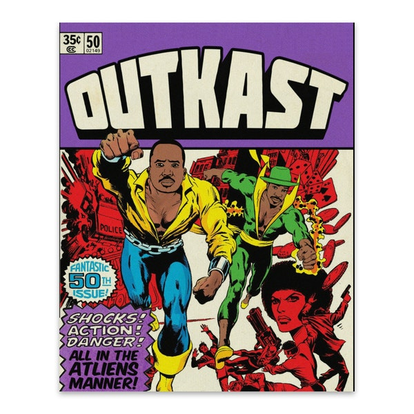Outkast by Ads Libitum