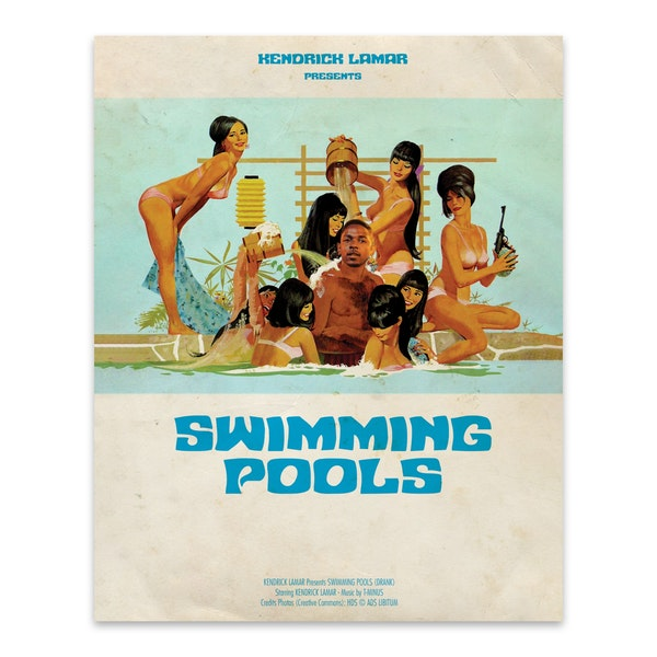 Swimming Pools by Ads Libitum